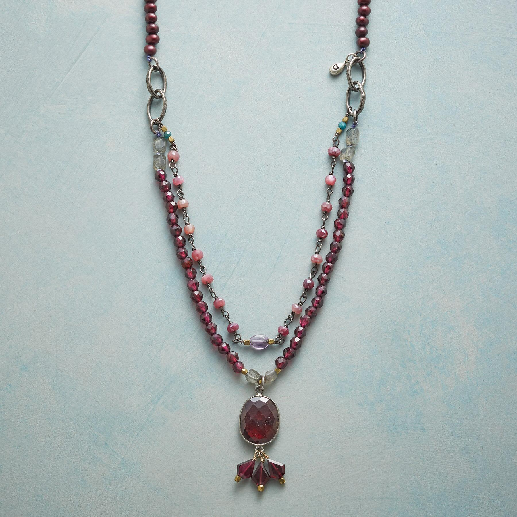 CLARICE NECKLACE: View 1