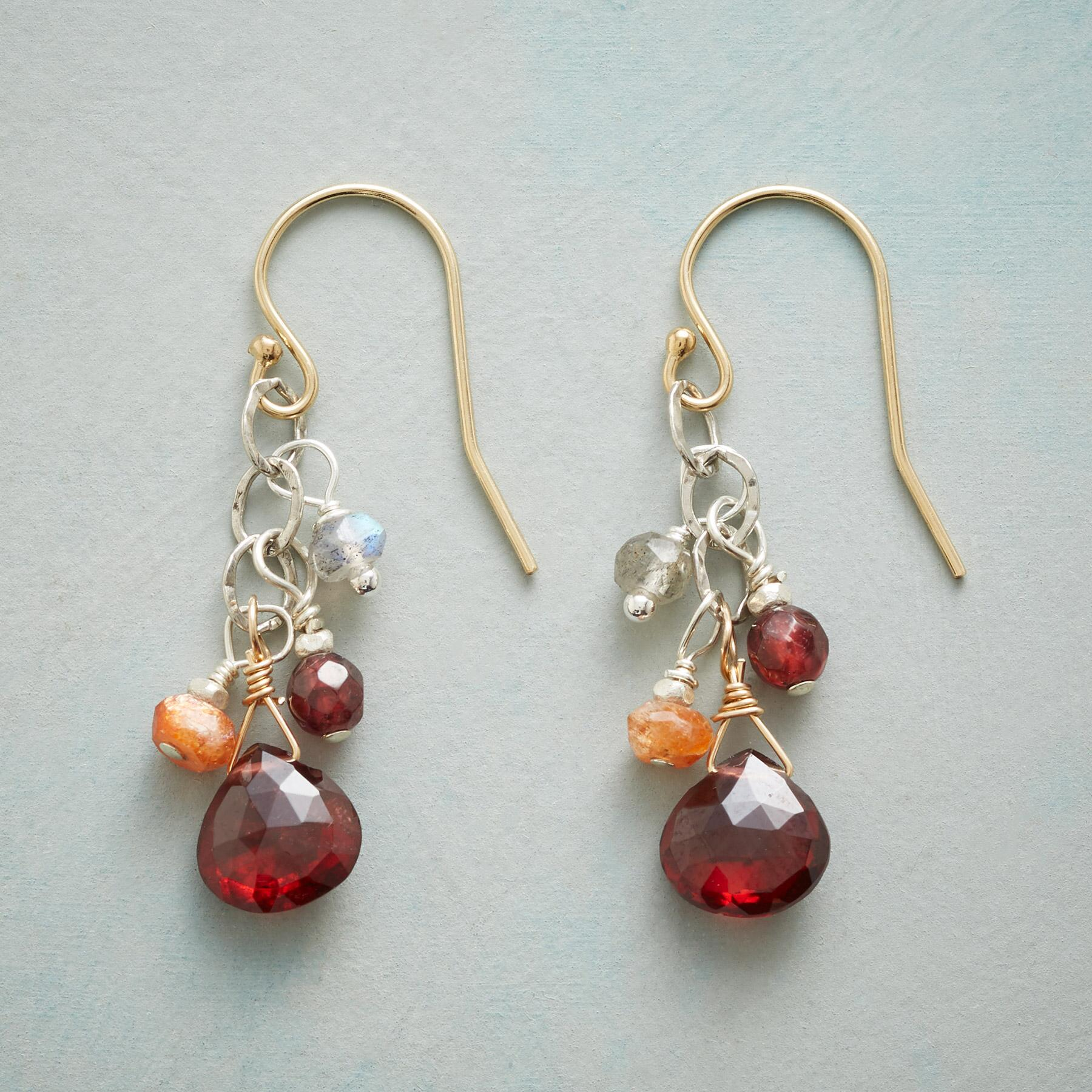 TORCHLIGHT EARRINGS: View 1