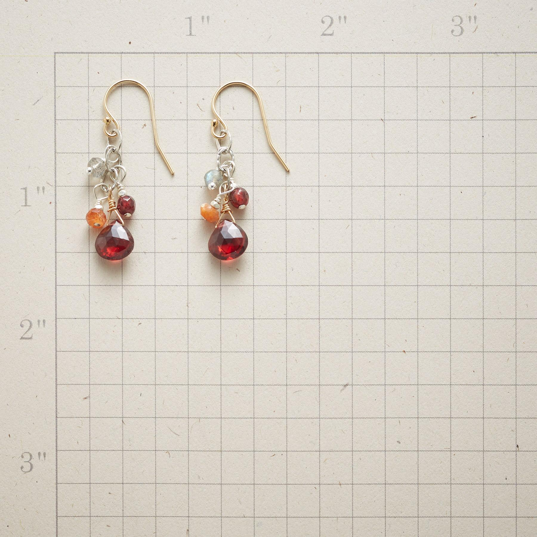 TORCHLIGHT EARRINGS: View 2