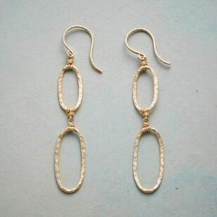 GOLDEN DUO EARRINGS
