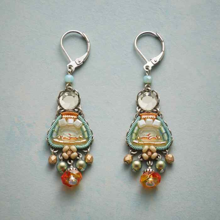 FONTAINEBLEAU EARRINGS