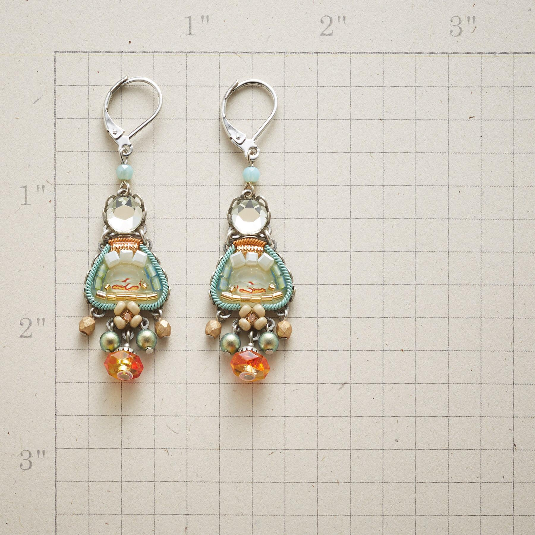 FONTAINEBLEAU EARRINGS: View 2
