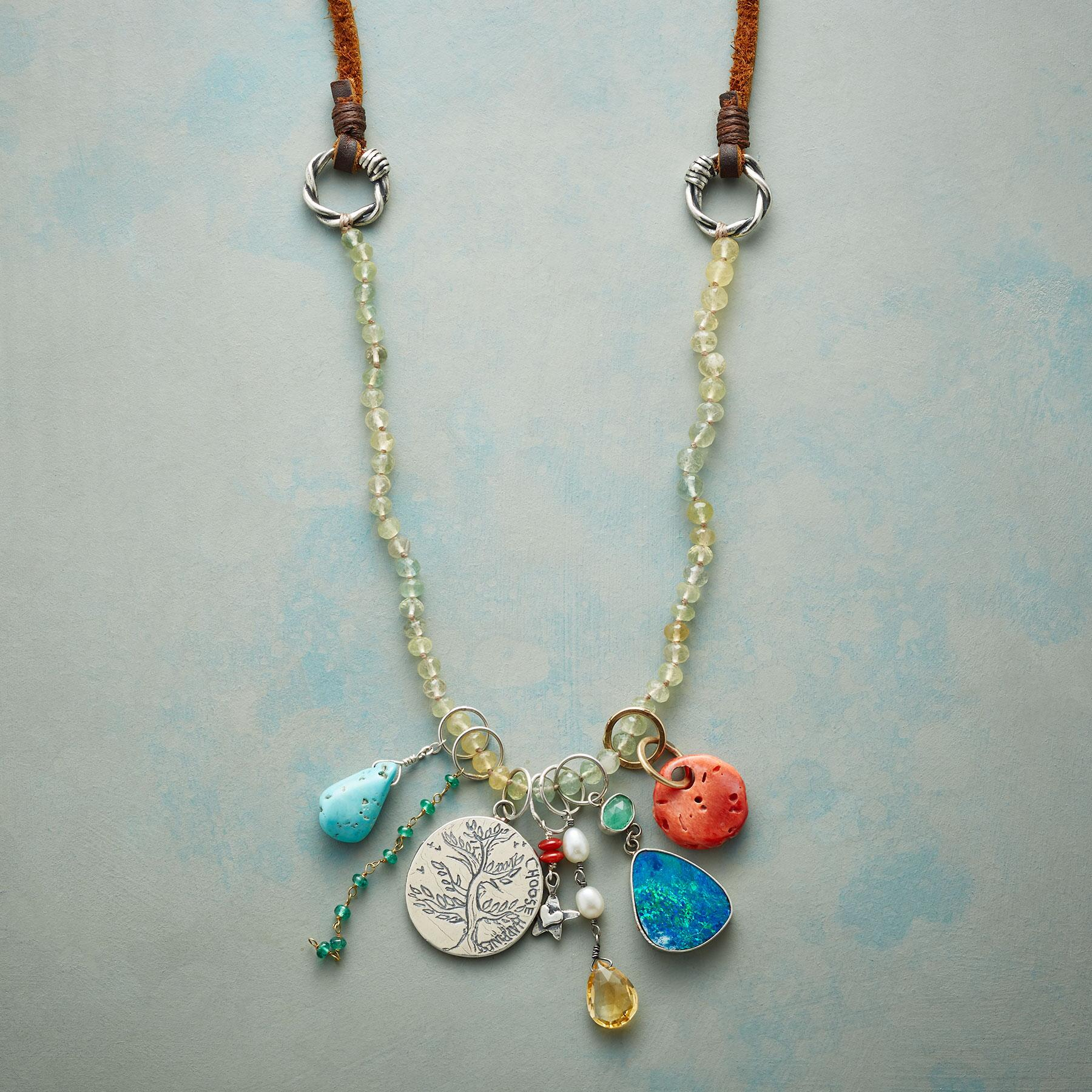 NATURES BOUNTY NECKLACE: View 1