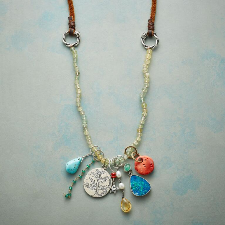 NATURES BOUNTY NECKLACE