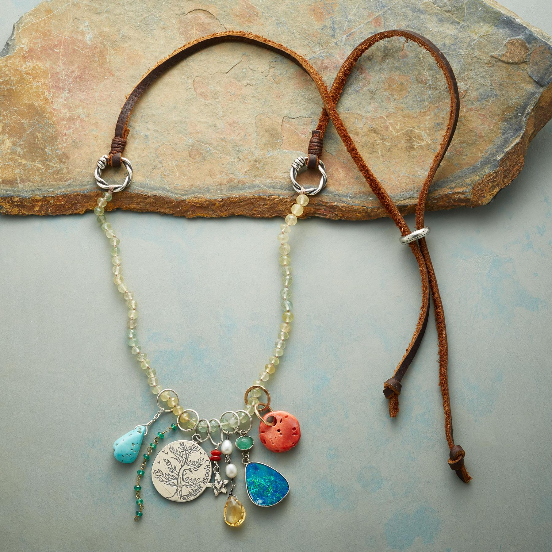 NATURES BOUNTY NECKLACE: View 2