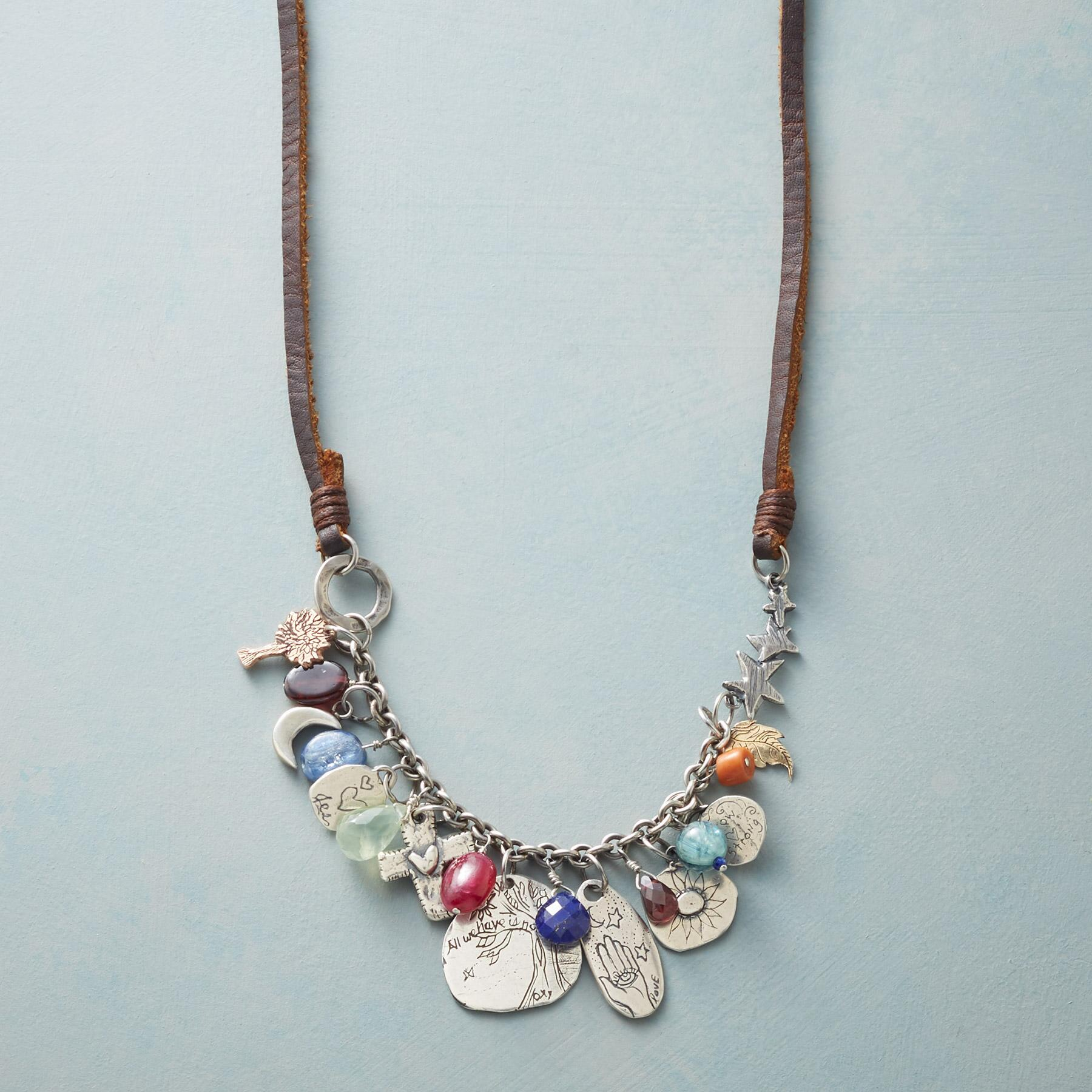 ALL LIFE'S PLEASURES NECKLACE: View 1