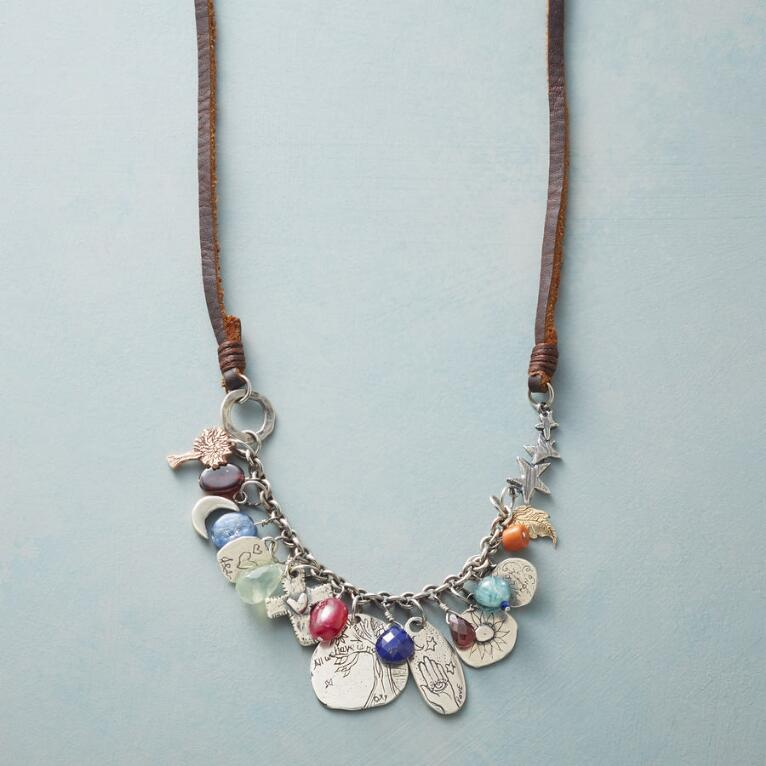 ALL LIFE'S PLEASURES NECKLACE