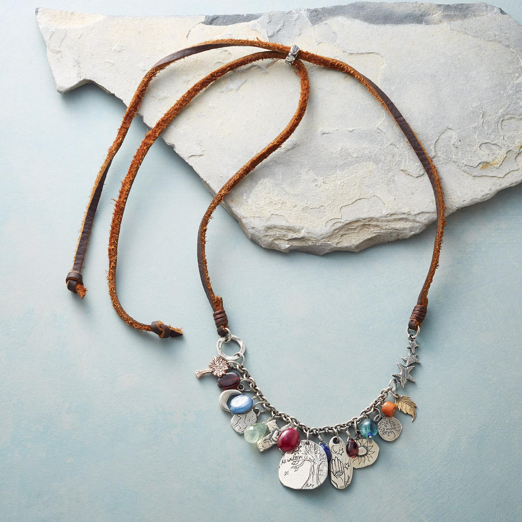 ALL LIFE'S PLEASURES NECKLACE: View 2