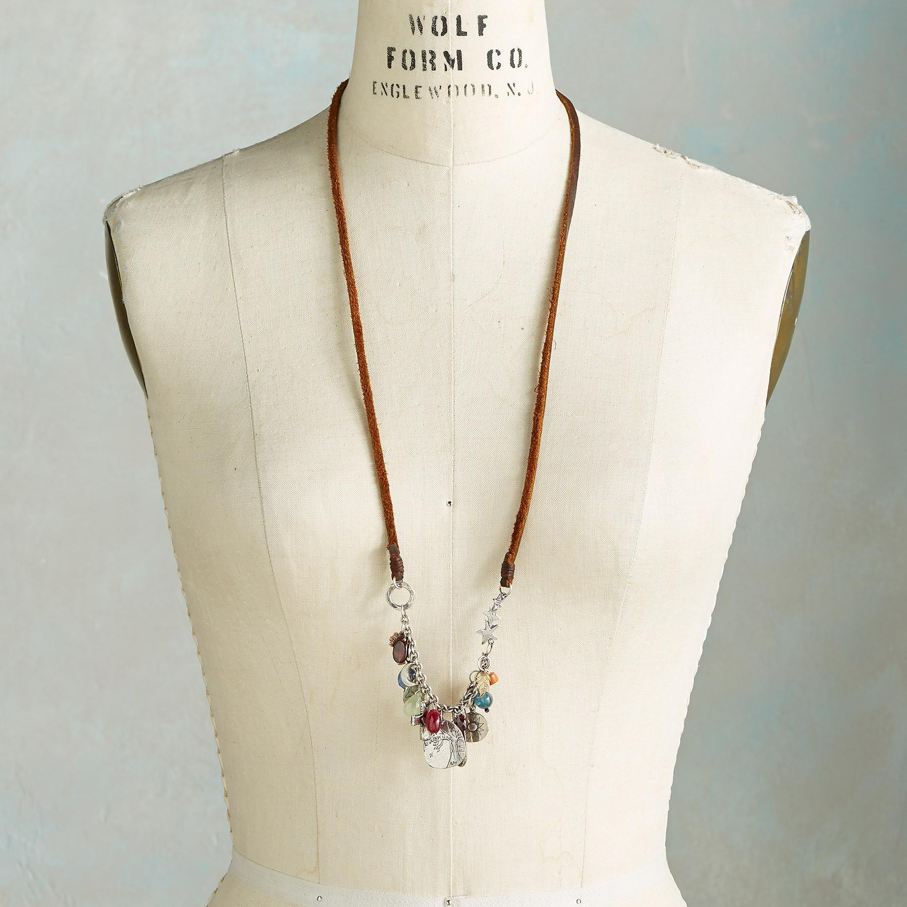 ALL LIFE'S PLEASURES NECKLACE: View 4