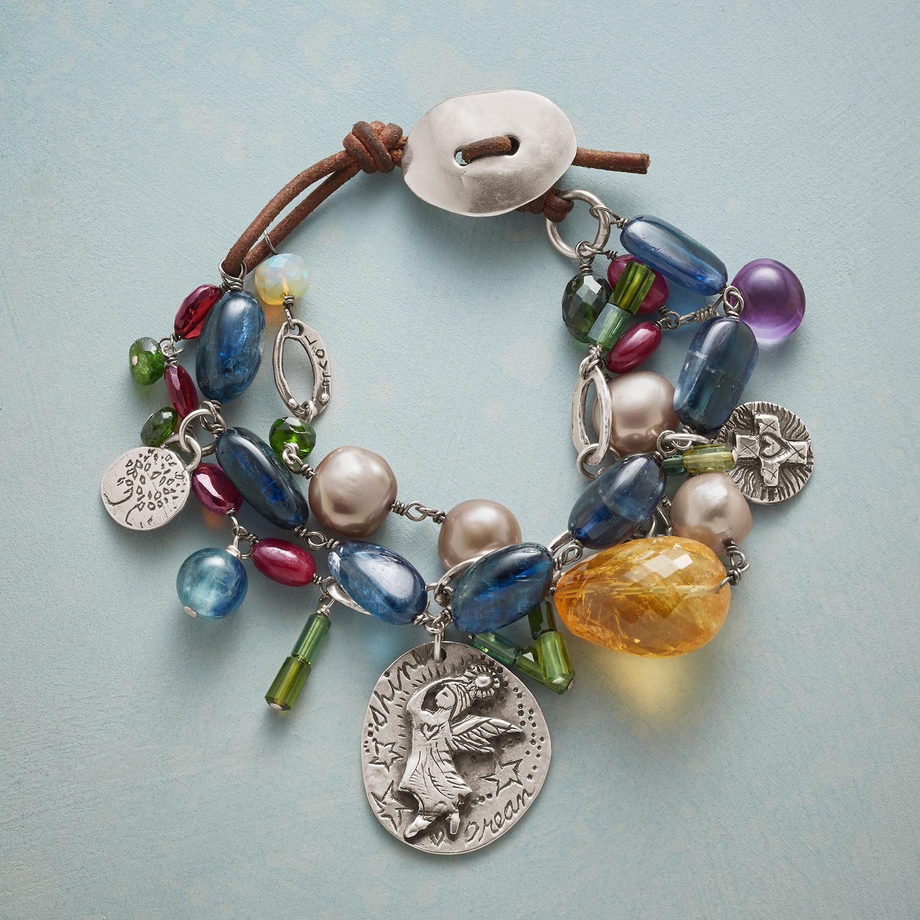ANGEL OF PROTECTION BRACELET: View 1