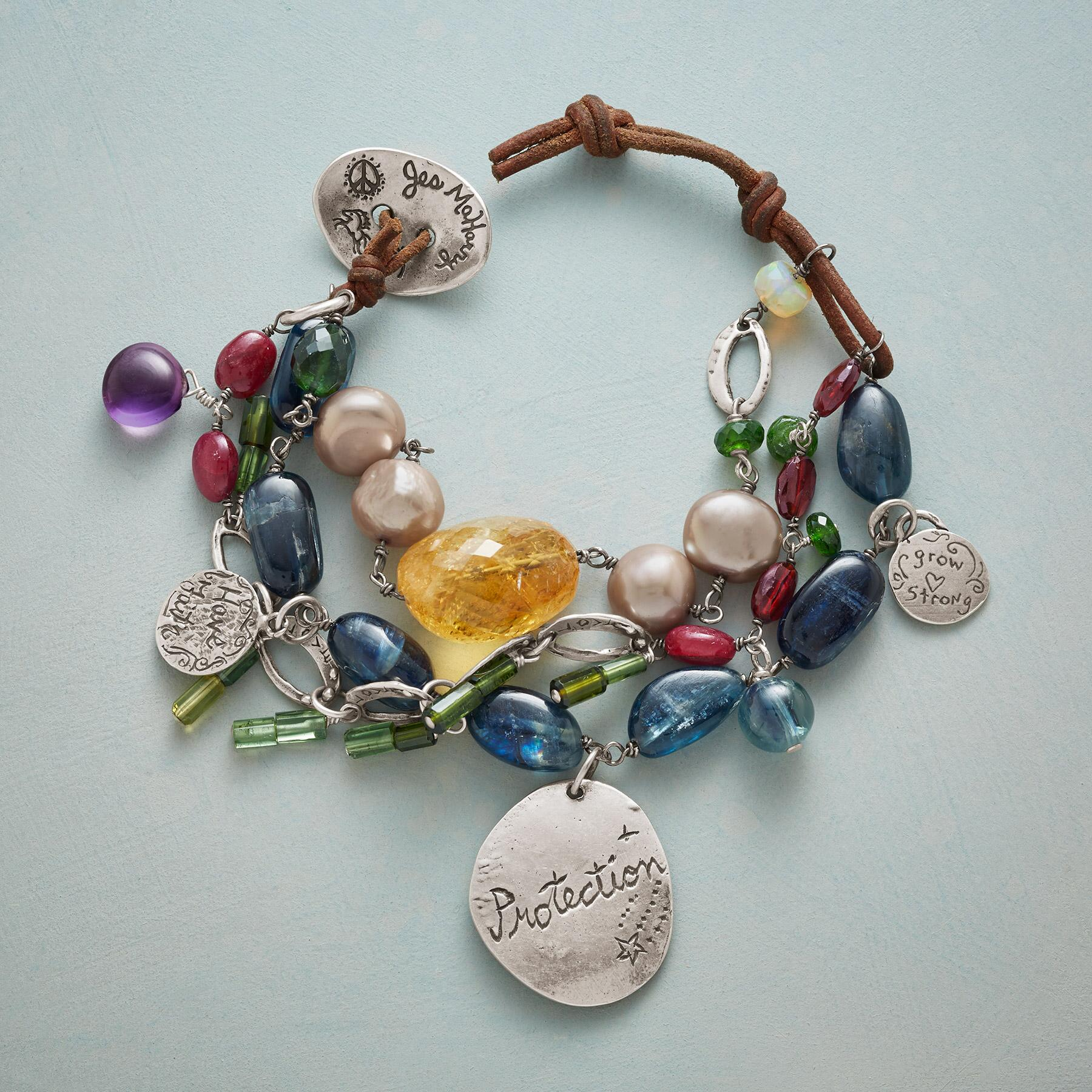 ANGEL OF PROTECTION BRACELET: View 2
