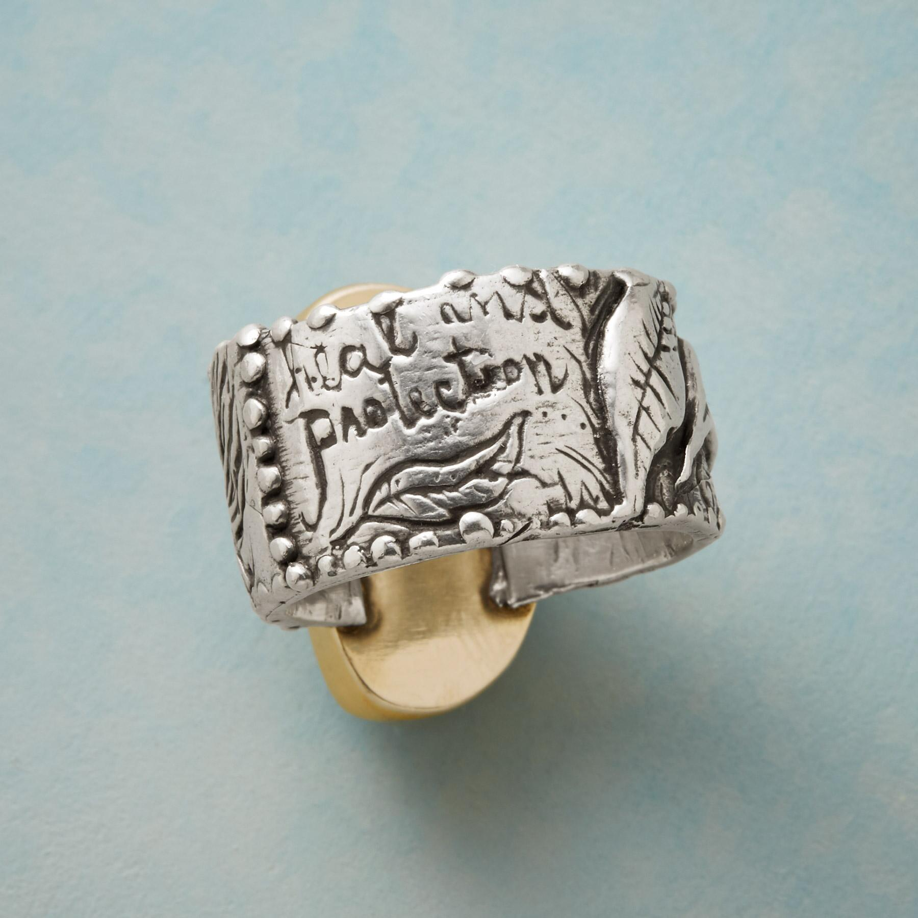 GRACE & PROTECTION RING: View 4