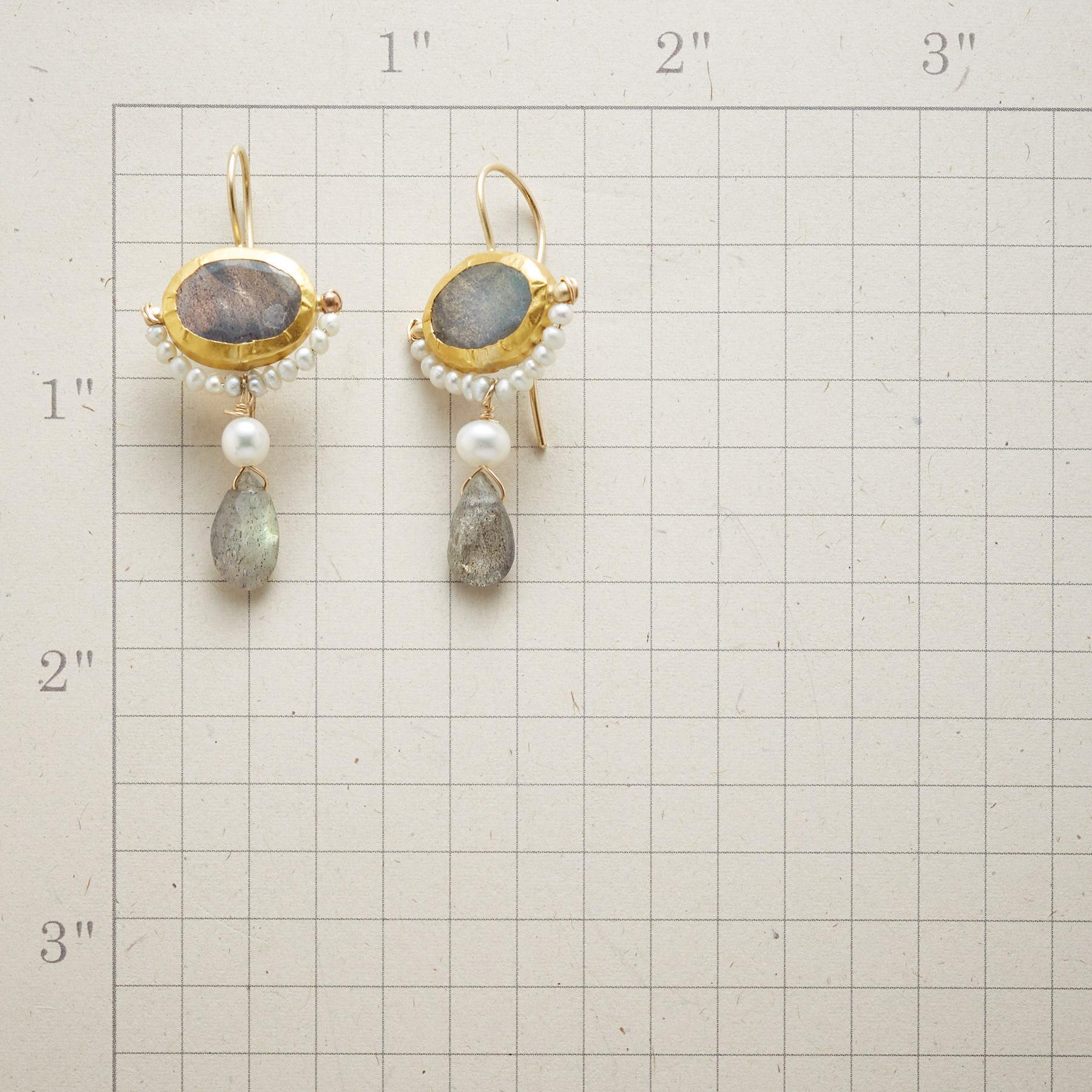 BALANCED BEAUTY EARRINGS: View 2
