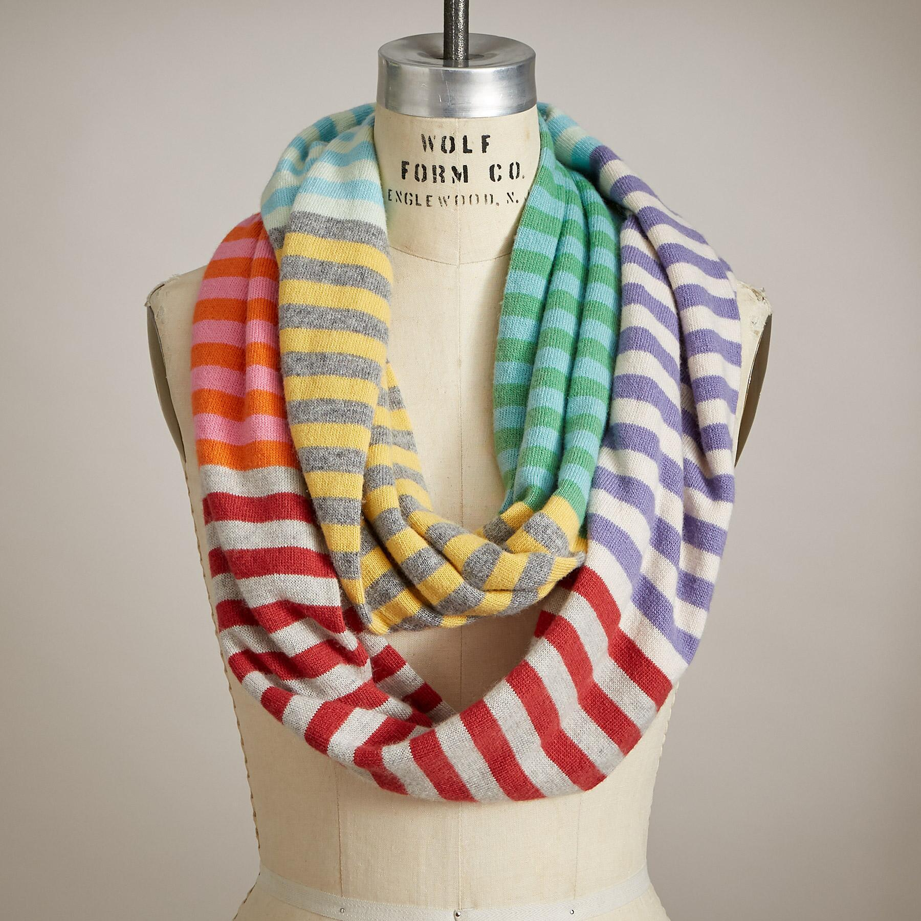 NORTHERN STRIPES SCARF: View 1
