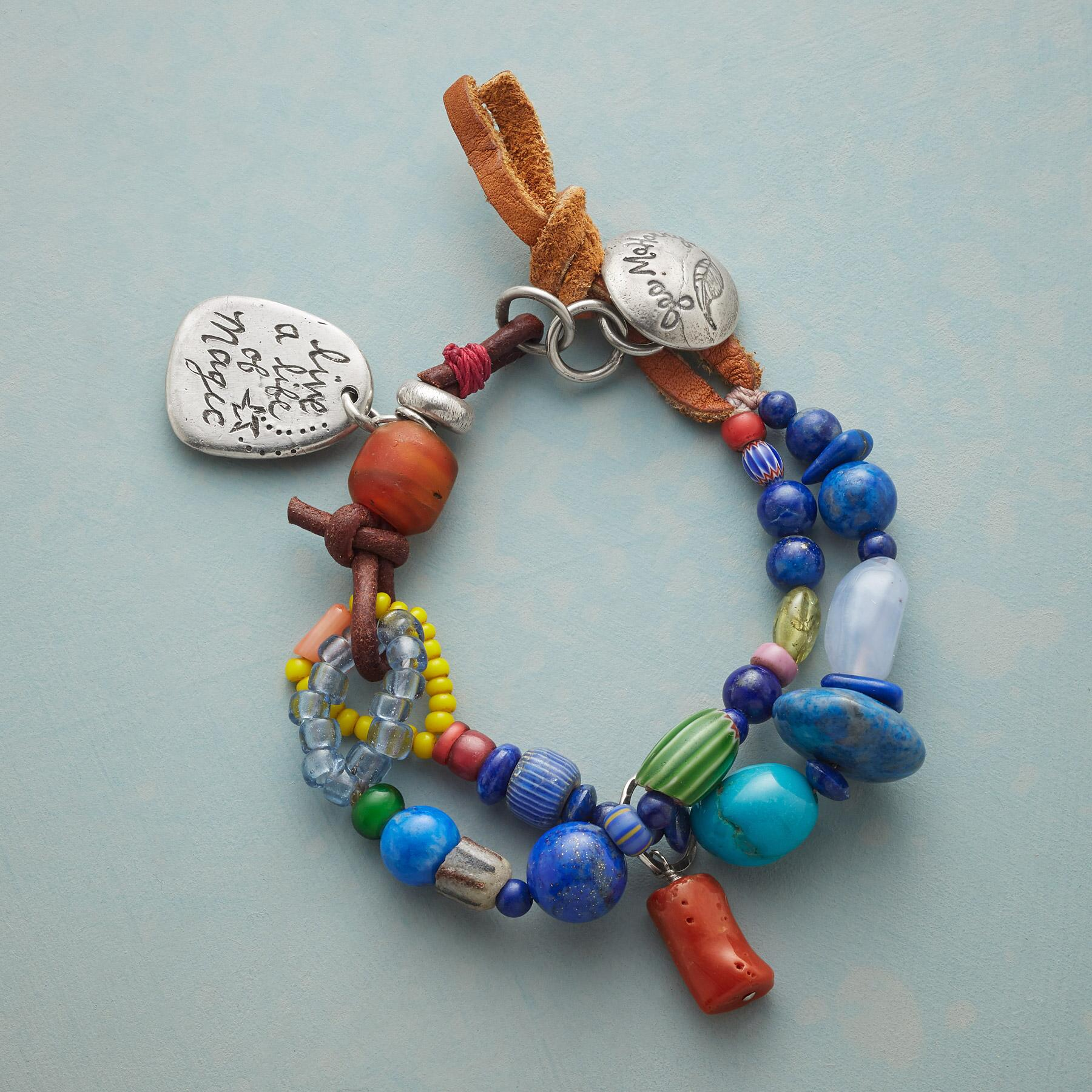LIVE MAGICALLY BRACELET: View 2