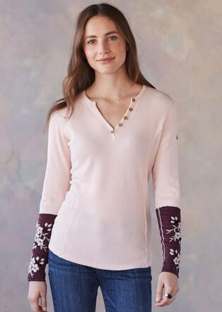 ICED THERMAL HENLEY