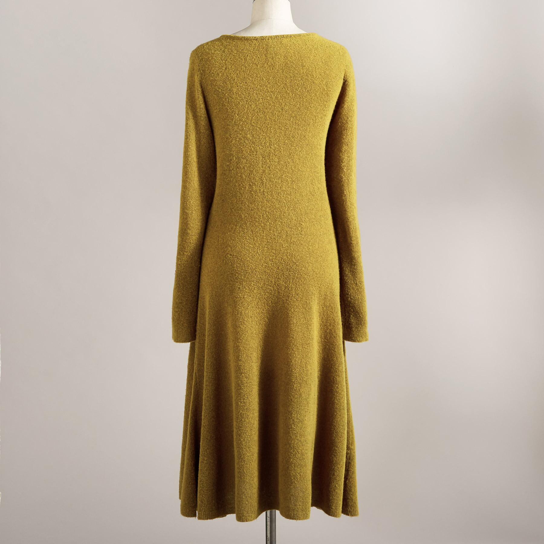 EASY MOTION SWEATER DRESS: View 2
