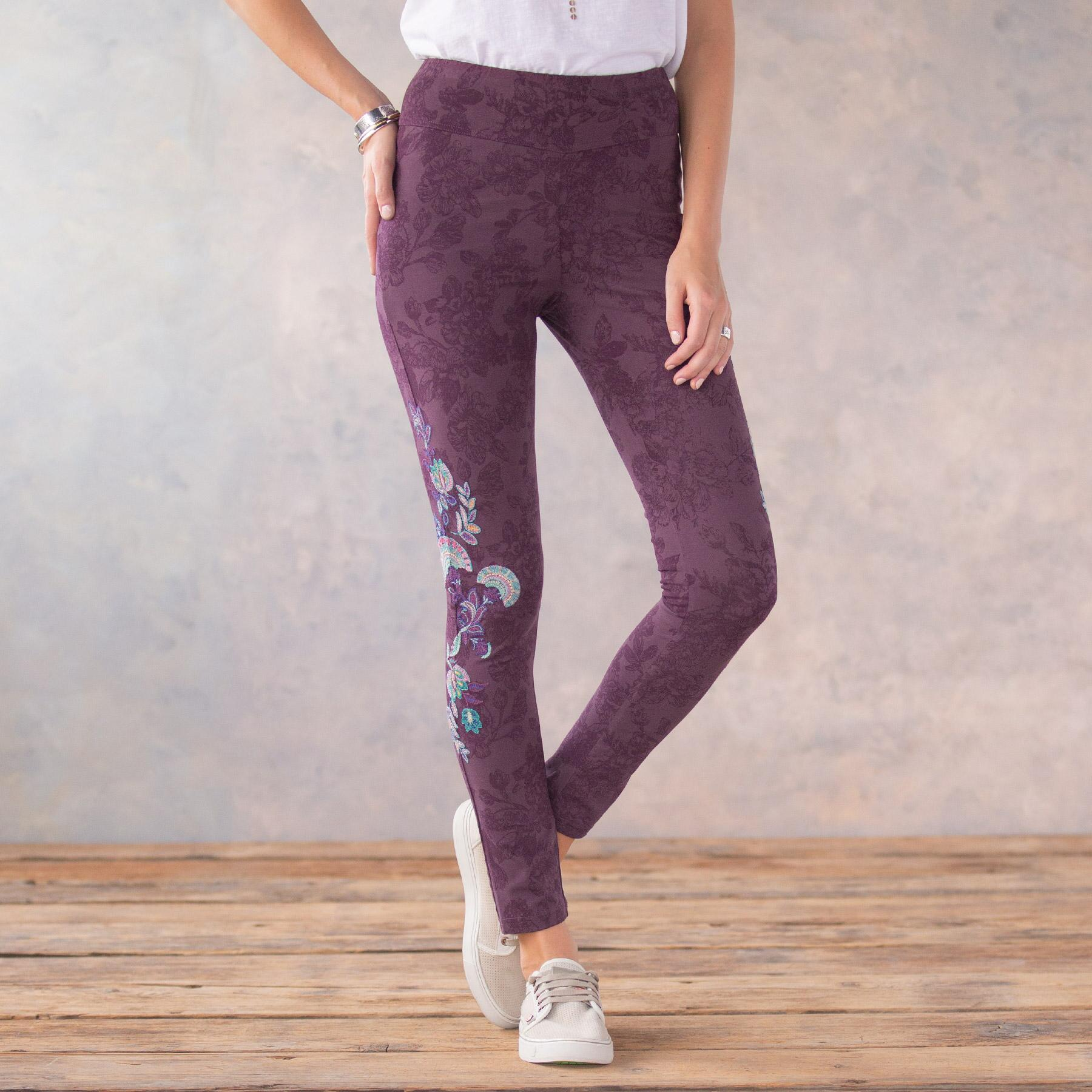 STORIES UNTOLD LEGGINGS: View 2