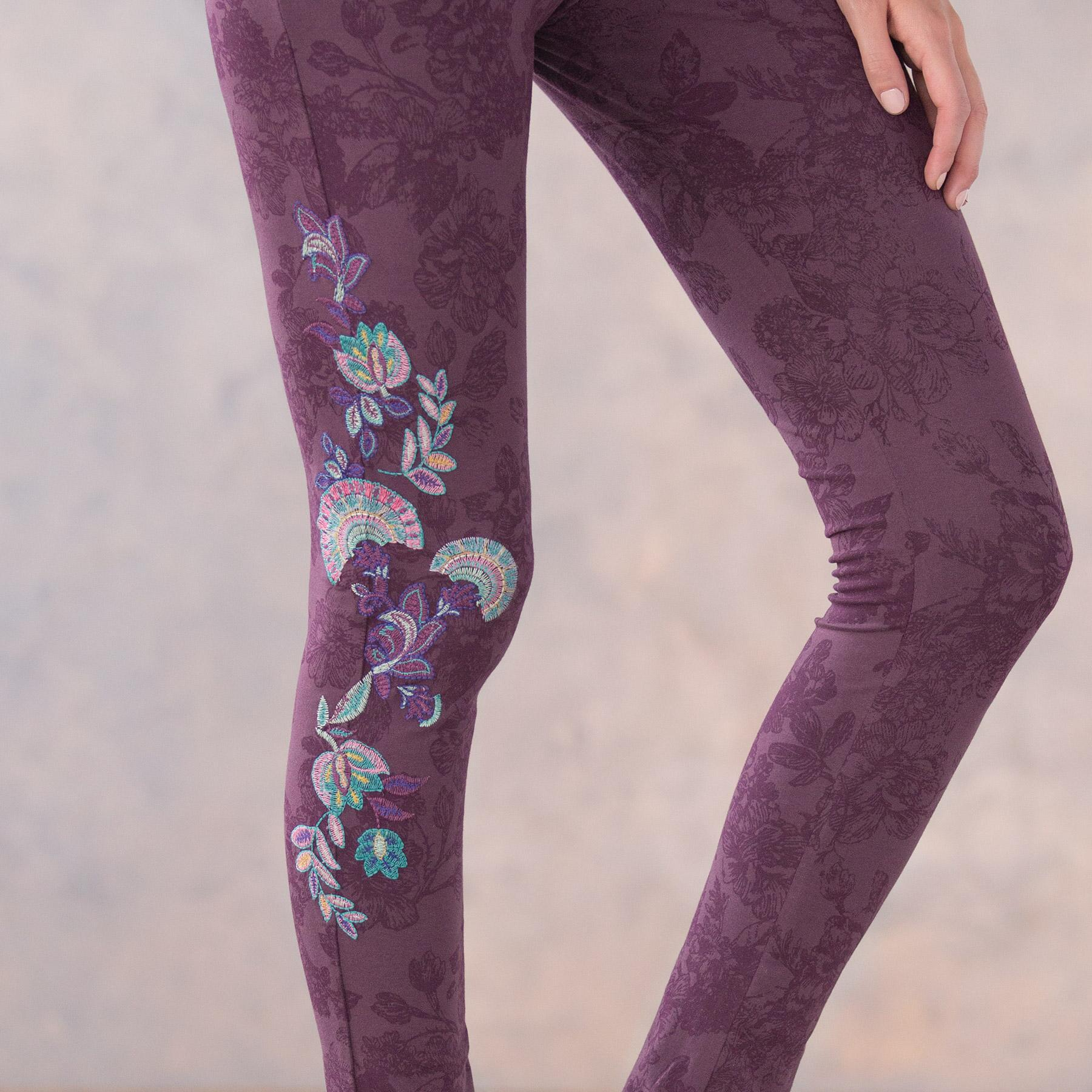 STORIES UNTOLD LEGGINGS: View 3