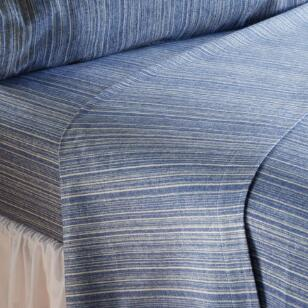 CHADWICK FLANNEL SHEET SET