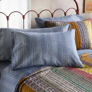 CHADWICK FLANNEL PILLOWCASE SET