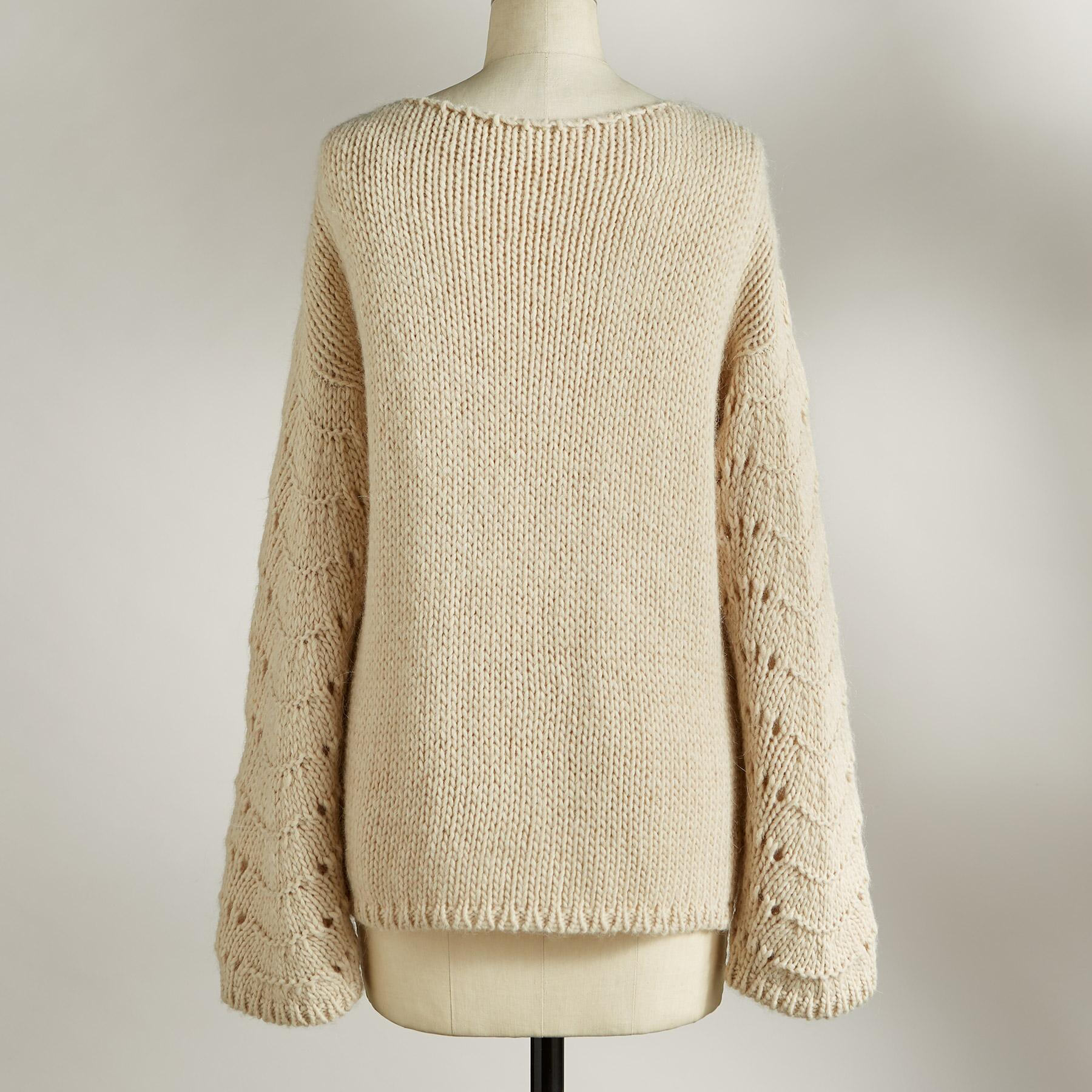 SOFTEST CUDDLE SWEATER: View 3