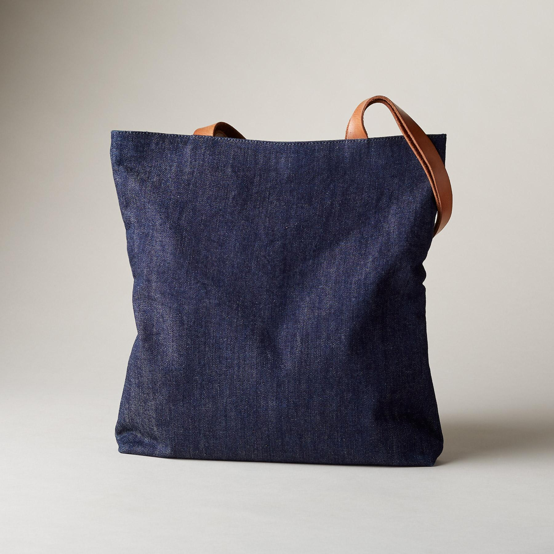 MOONLIGHT STITCHES TOTE: View 2