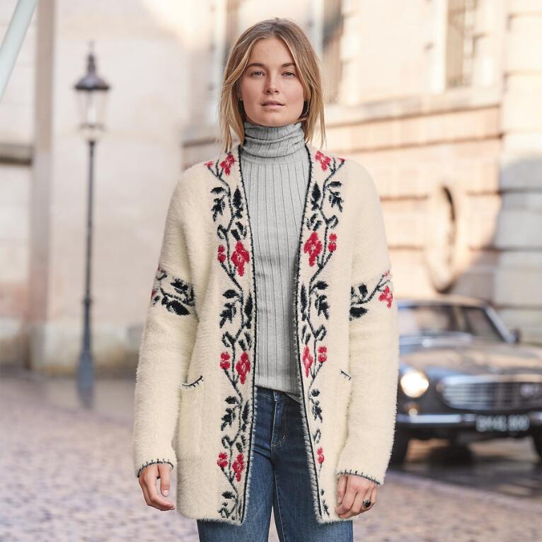 OSLO DREAMS CARDIGAN