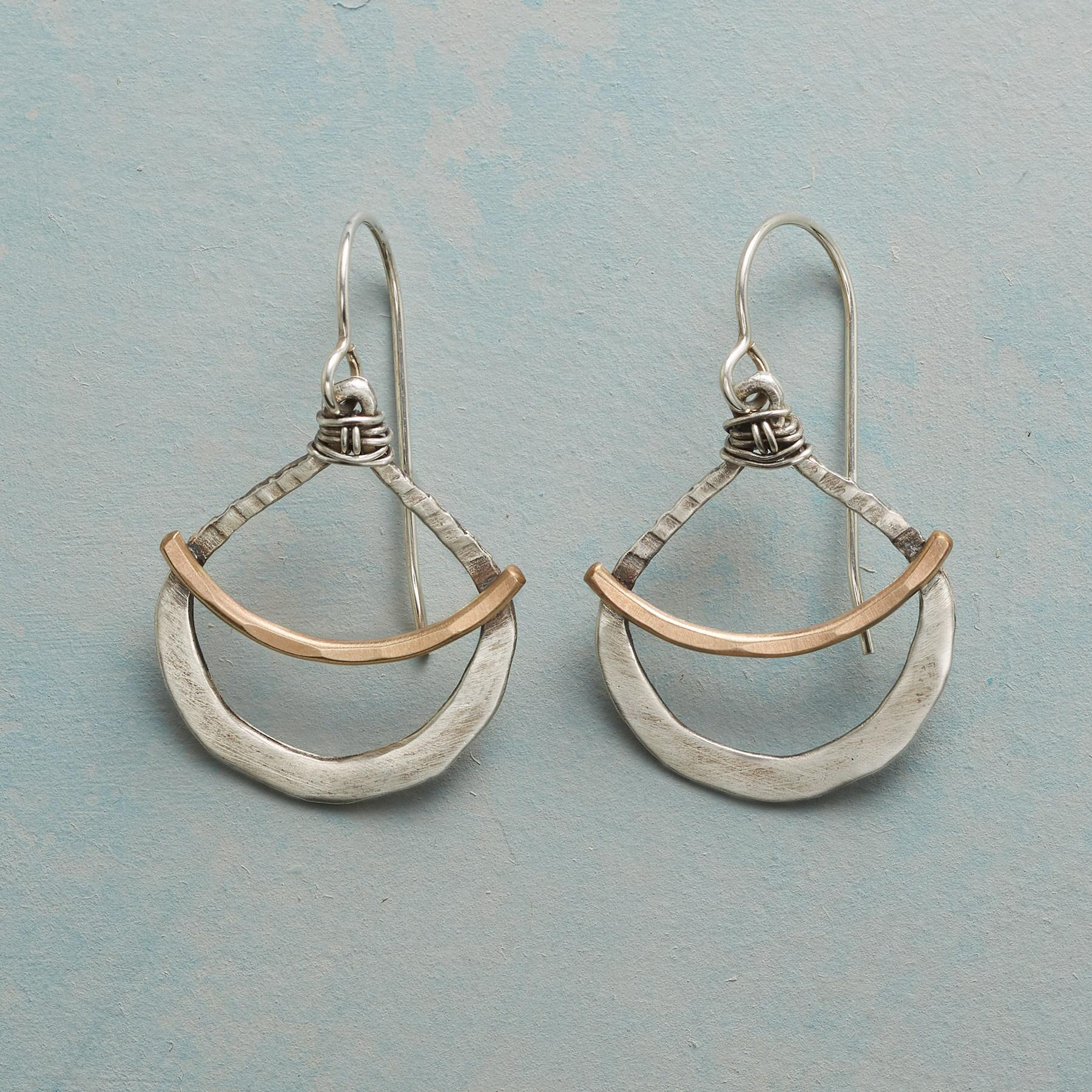 MELTING POT EARRINGS: View 1