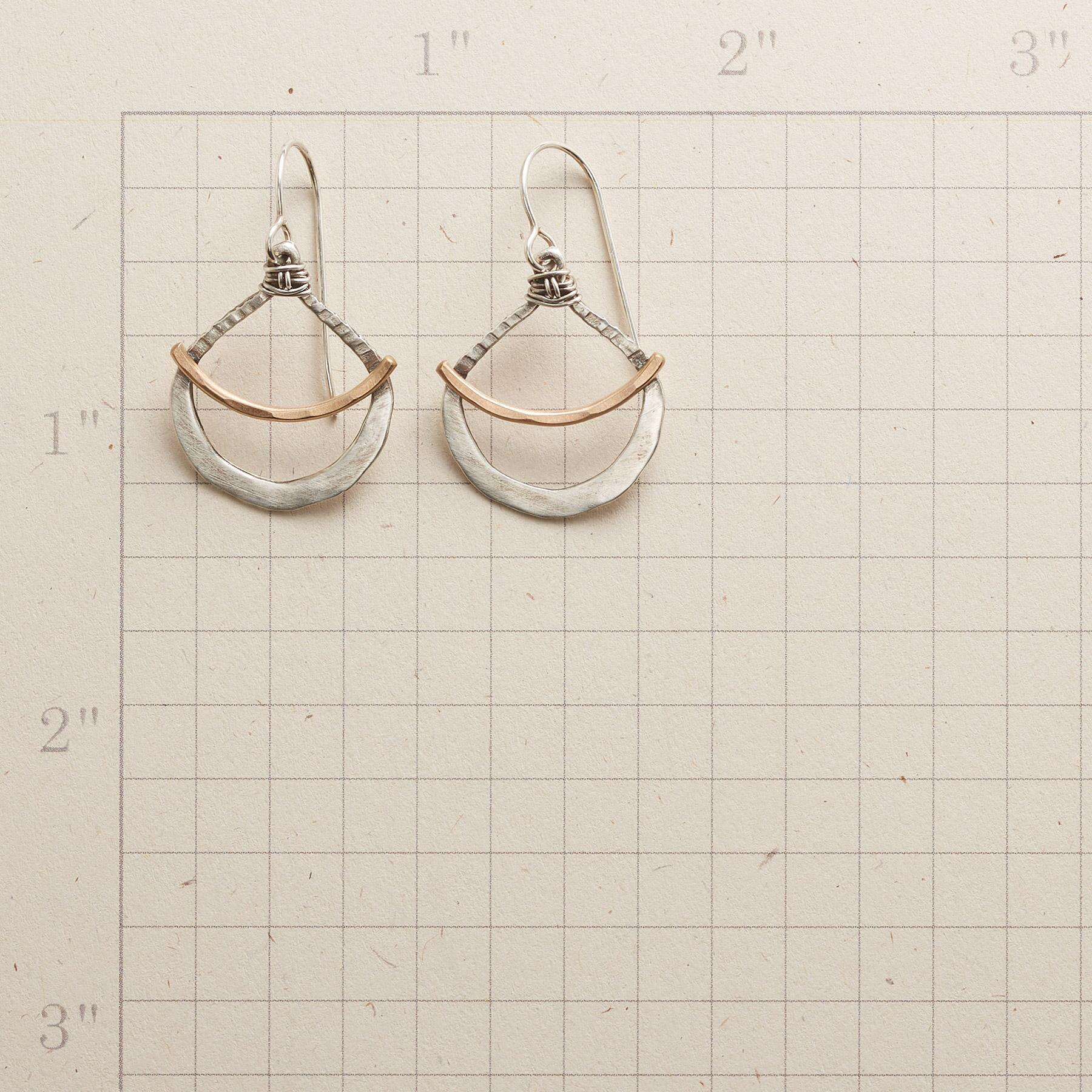 MELTING POT EARRINGS: View 2