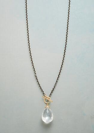 CLEAR FAVORITE NECKLACE
