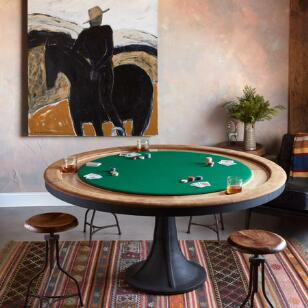 CLASSIC POKER TABLE
