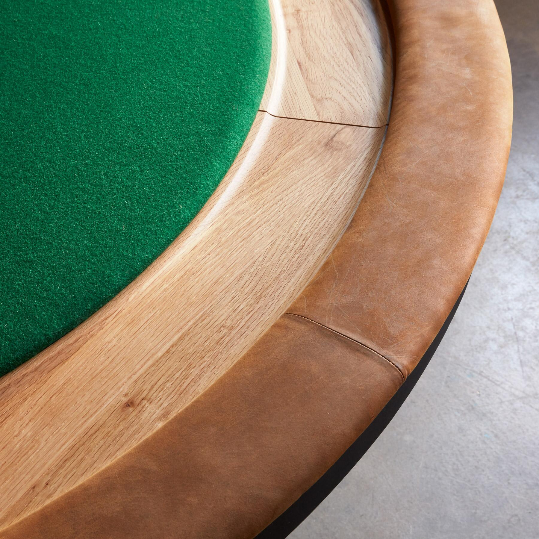 CLASSIC POKER TABLE: View 3