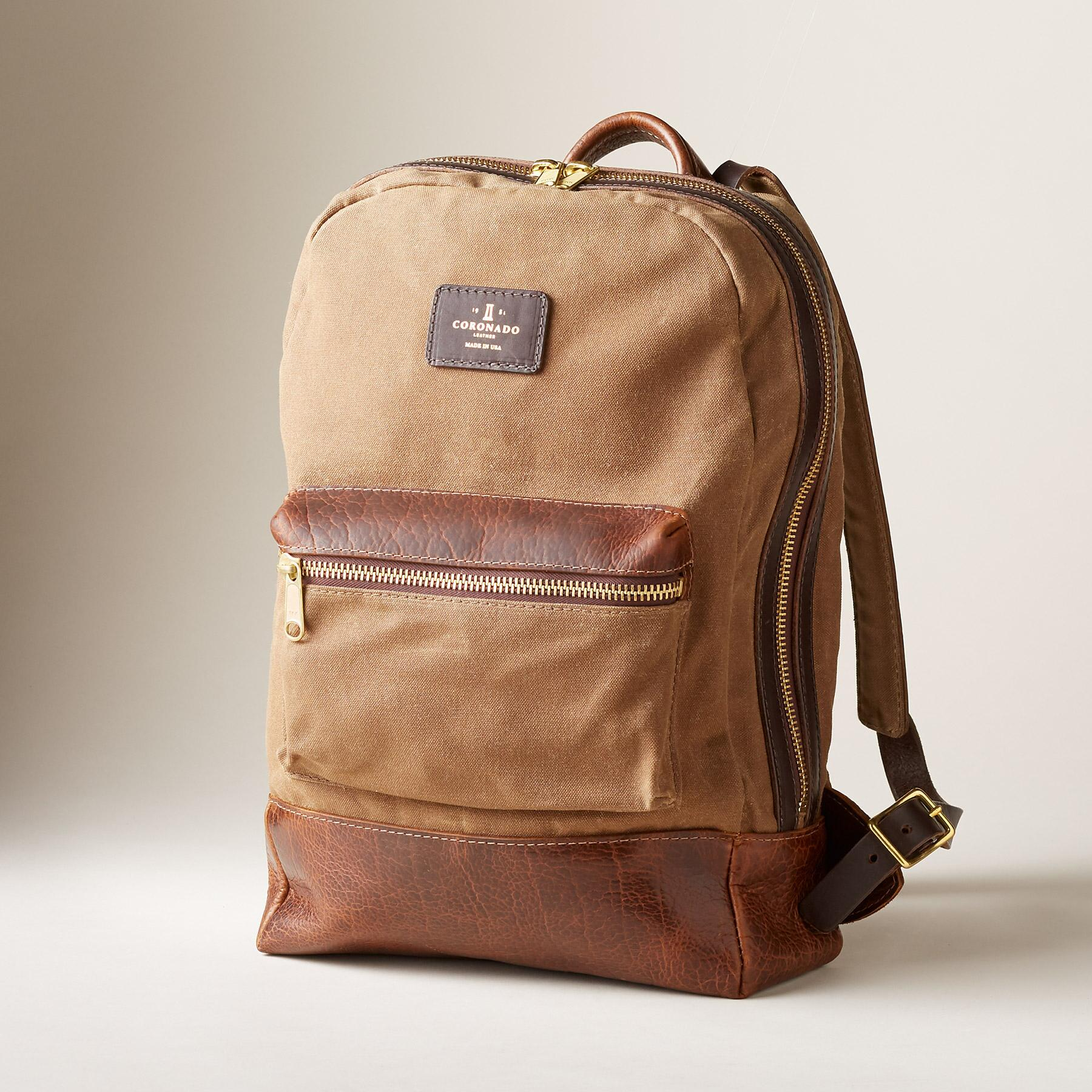 LAWRENCE BACKPACK: View 1