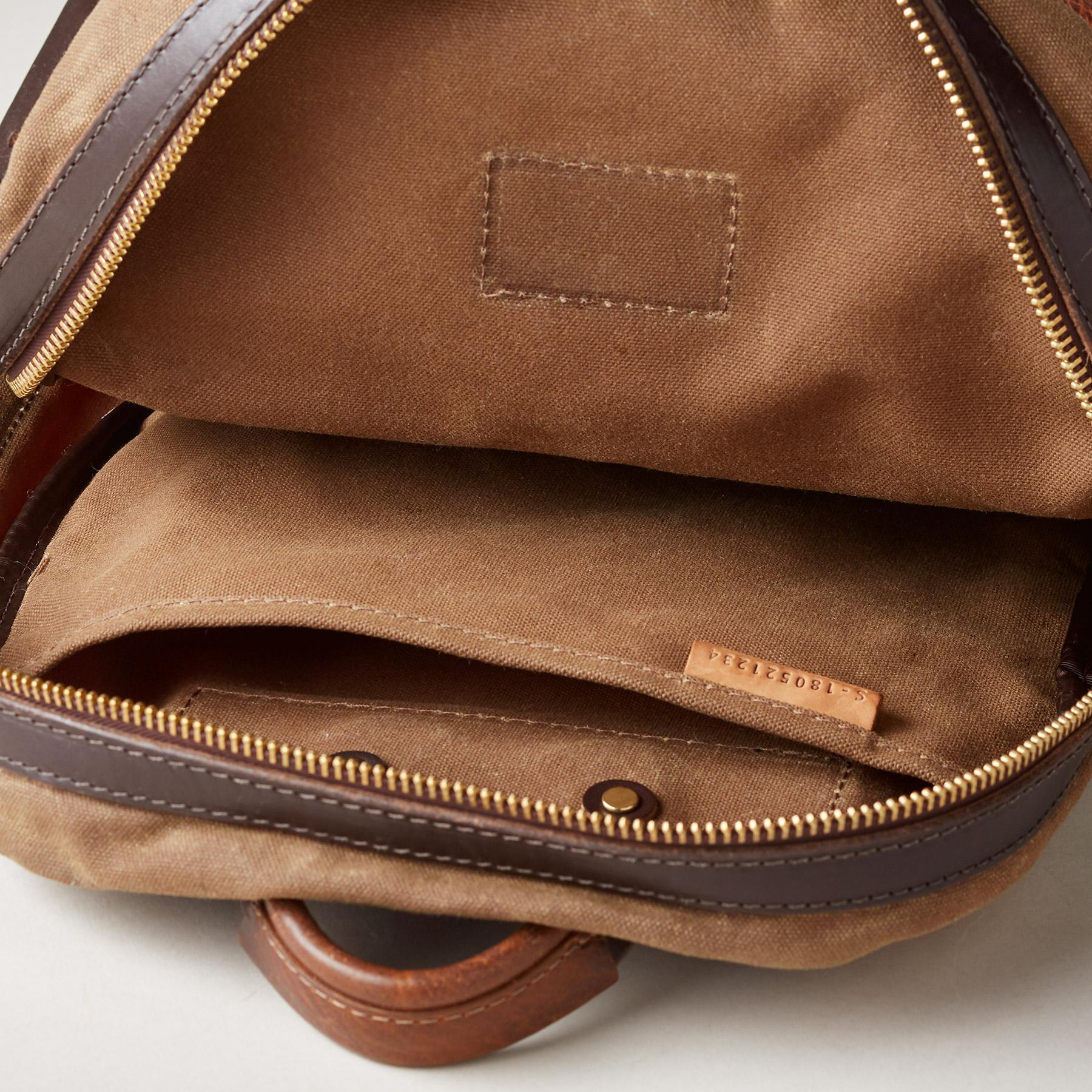 LAWRENCE BACKPACK: View 2