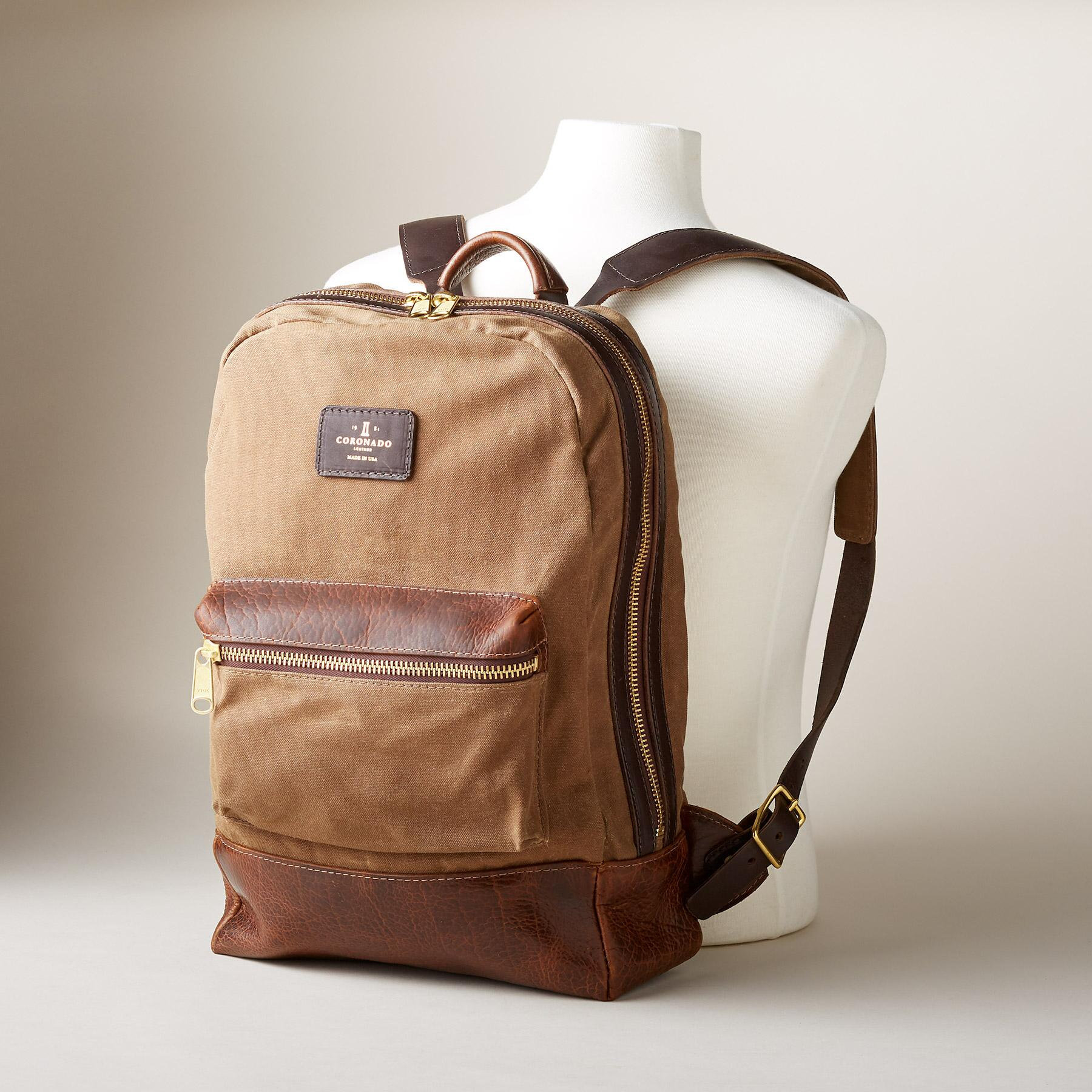 LAWRENCE BACKPACK: View 3