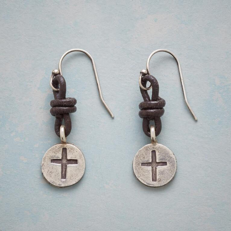 FAITH TIES EARRINGS