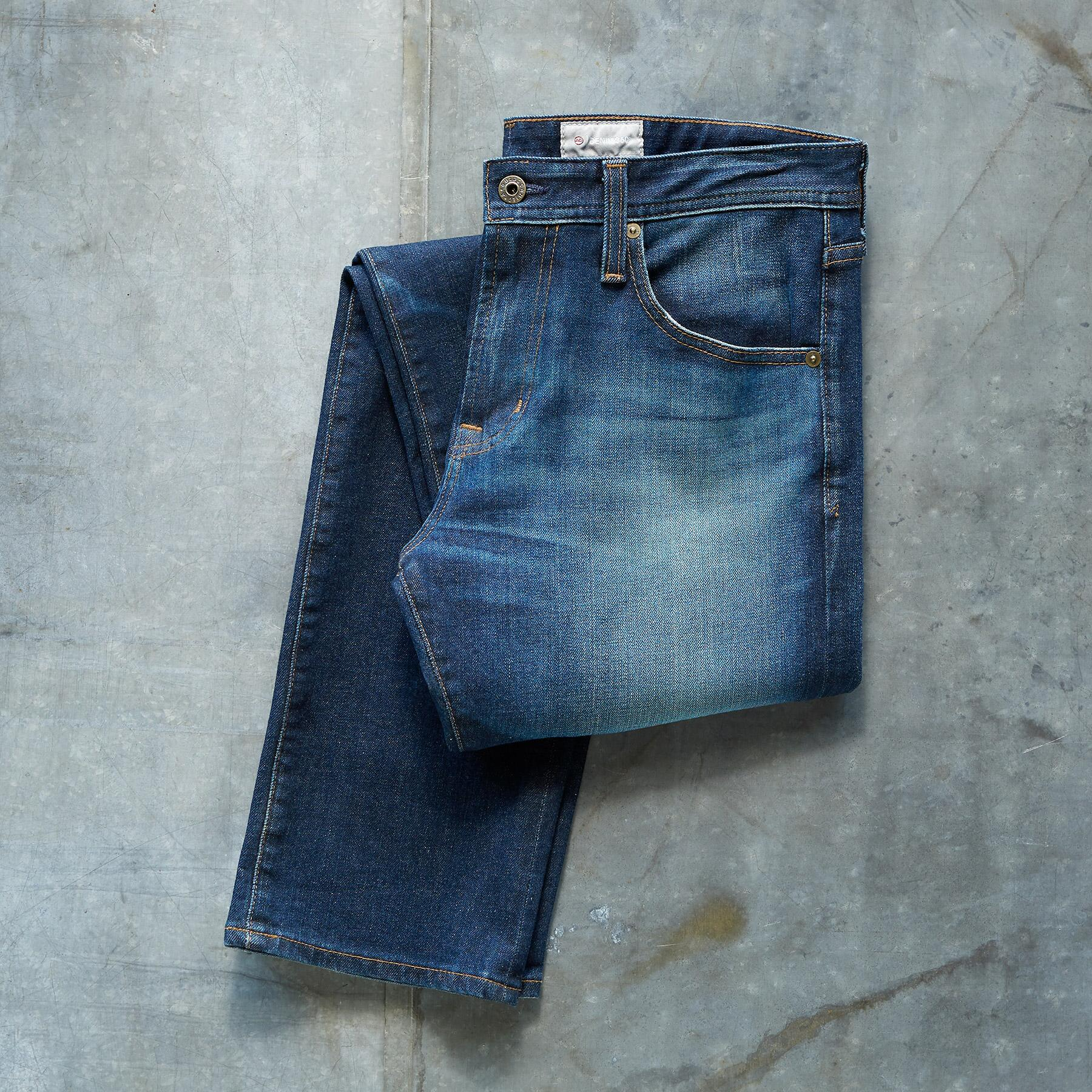 MATCHBOX MIDNIGHT JEANS: View 2