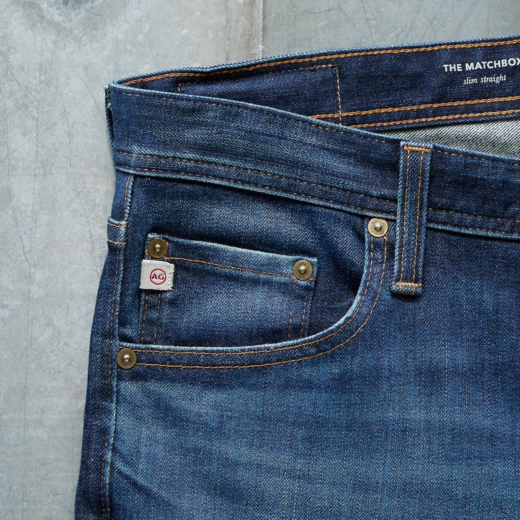 MATCHBOX MIDNIGHT JEANS: View 4