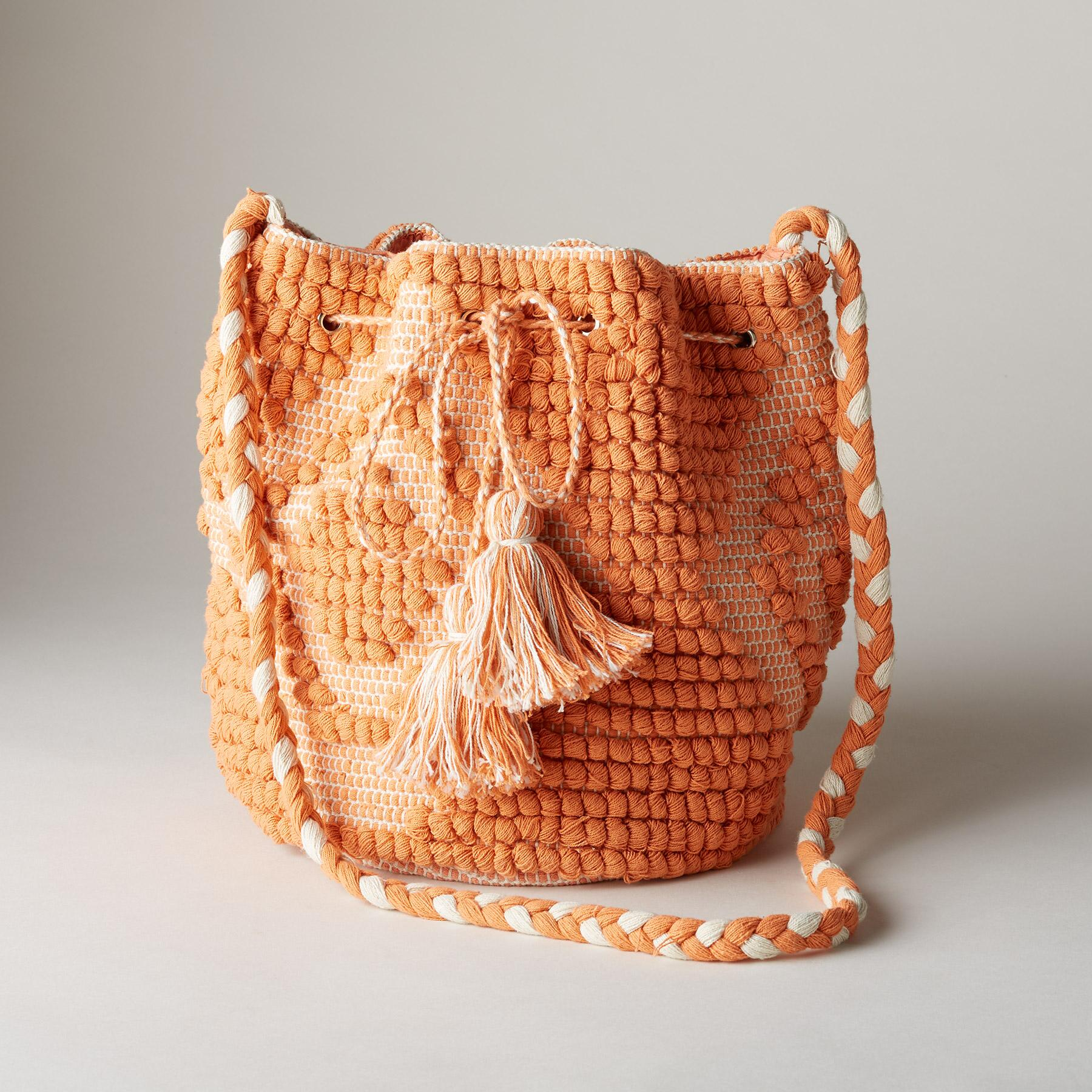 MOCHILA BUCKET BAG: View 1