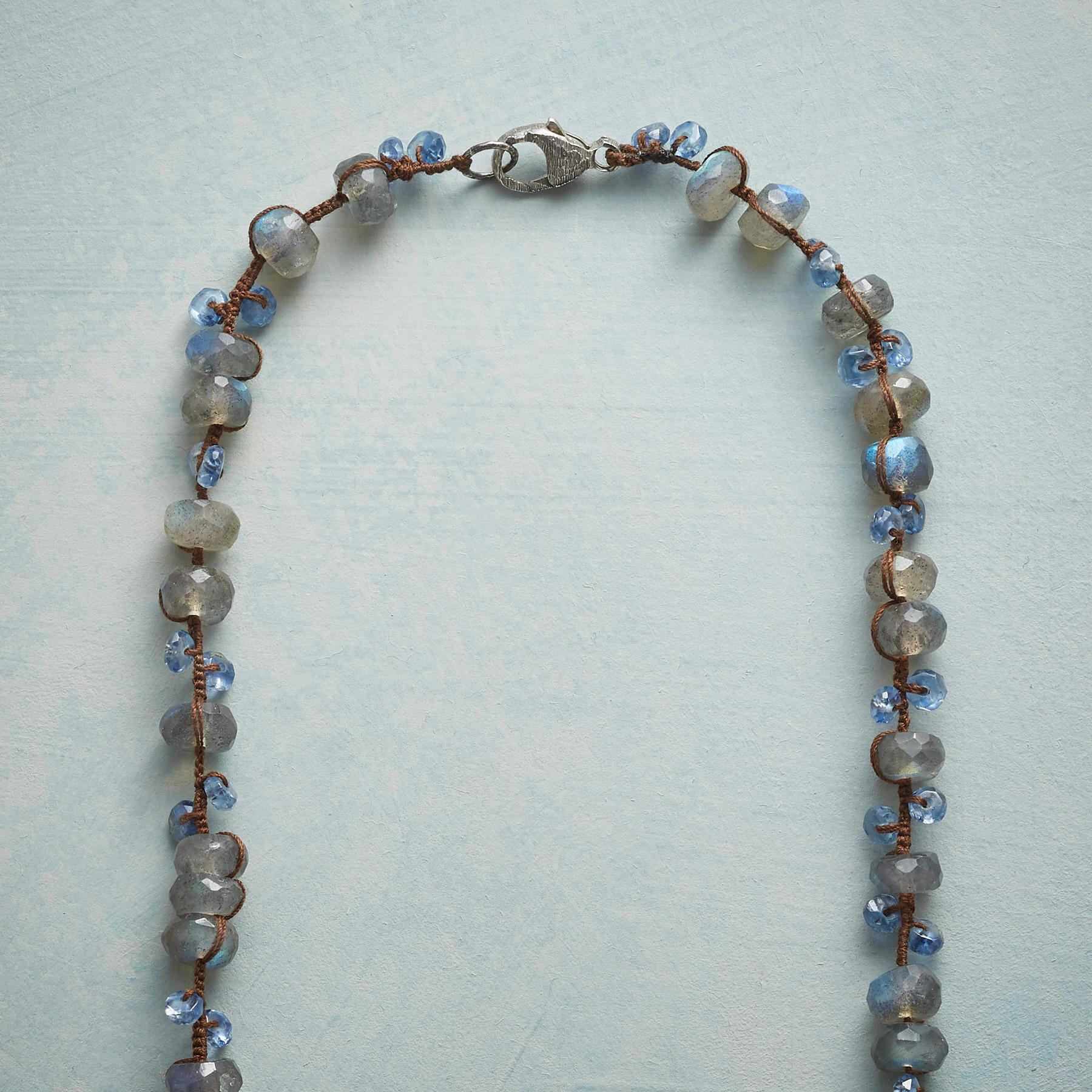 BLUE DUET NECKLACE: View 3