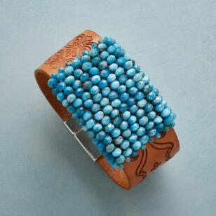 MALIBU BLUE BRACELET