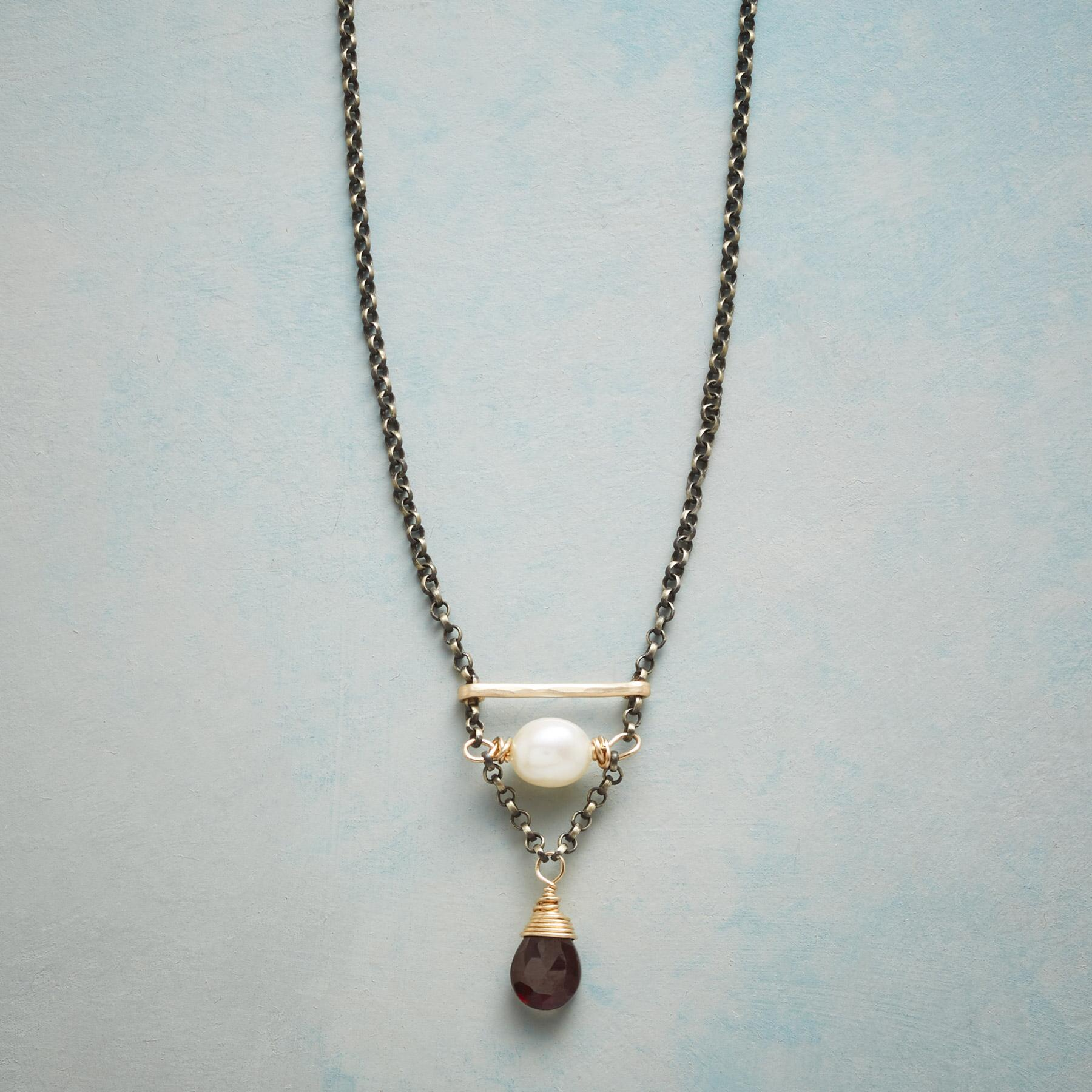 PURITY OF LOVE NECKLACE: View 1