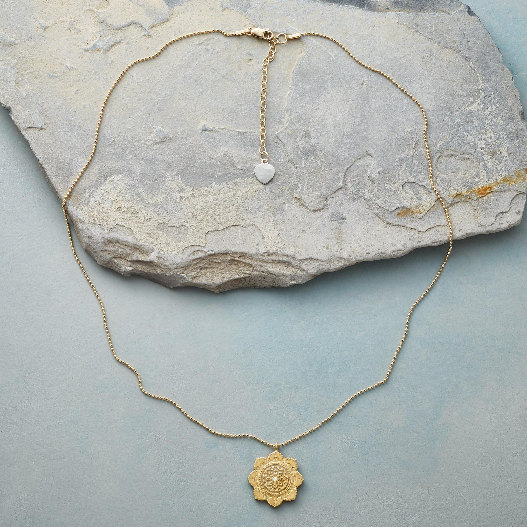 ANAHATA NECKLACE: View 2