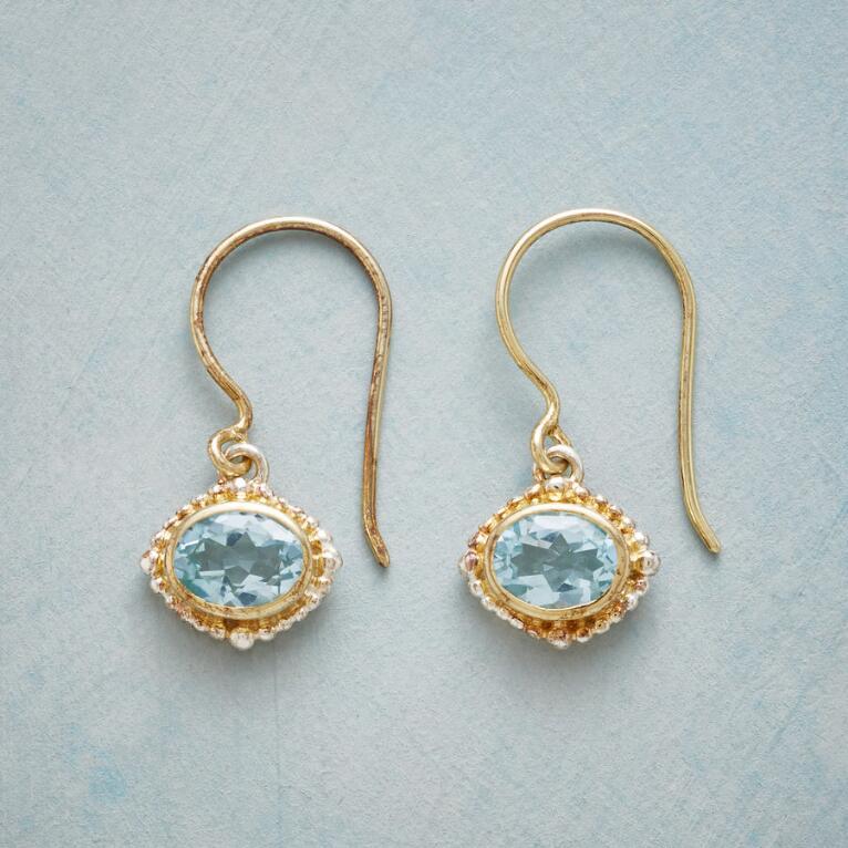 BLUE STARLIGHT EARRINGS