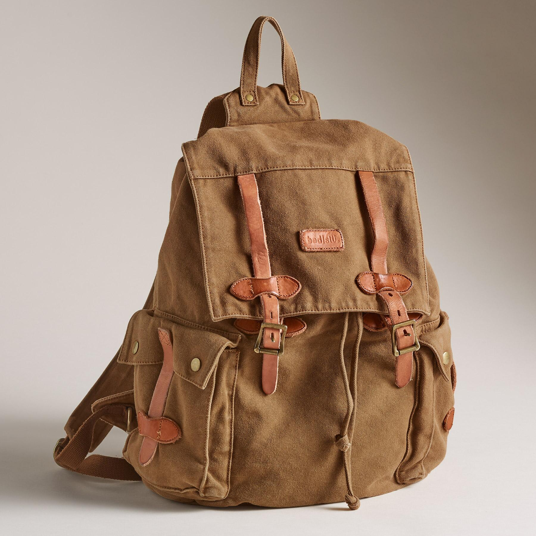 COLUMBUS BACKPACK: View 1