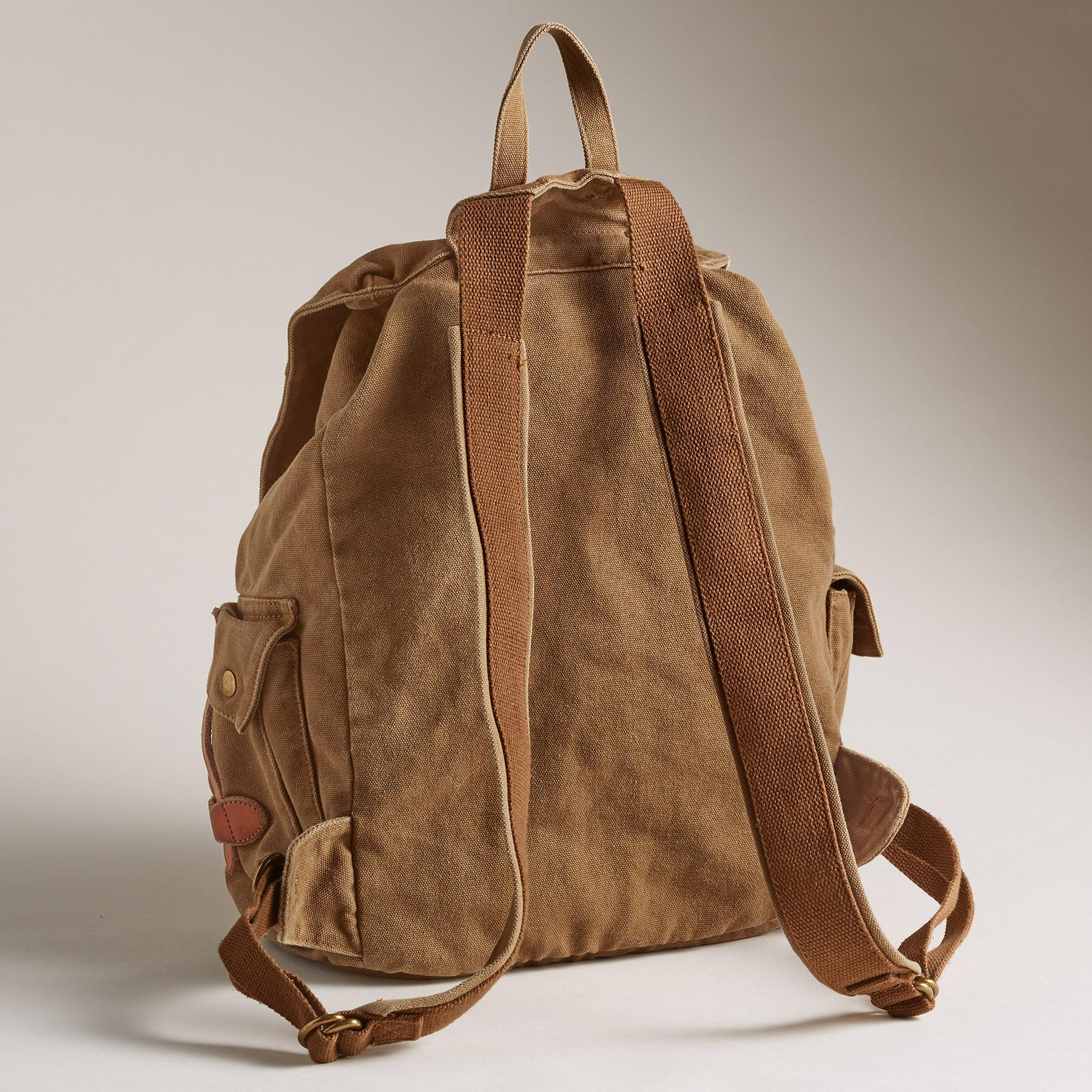COLUMBUS BACKPACK: View 2