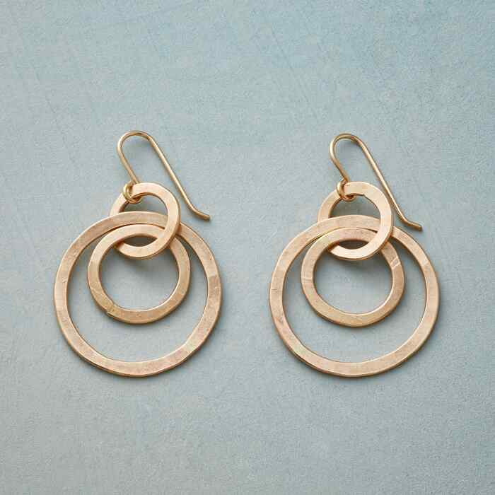 LINKED FOR LIFE EARRINGS