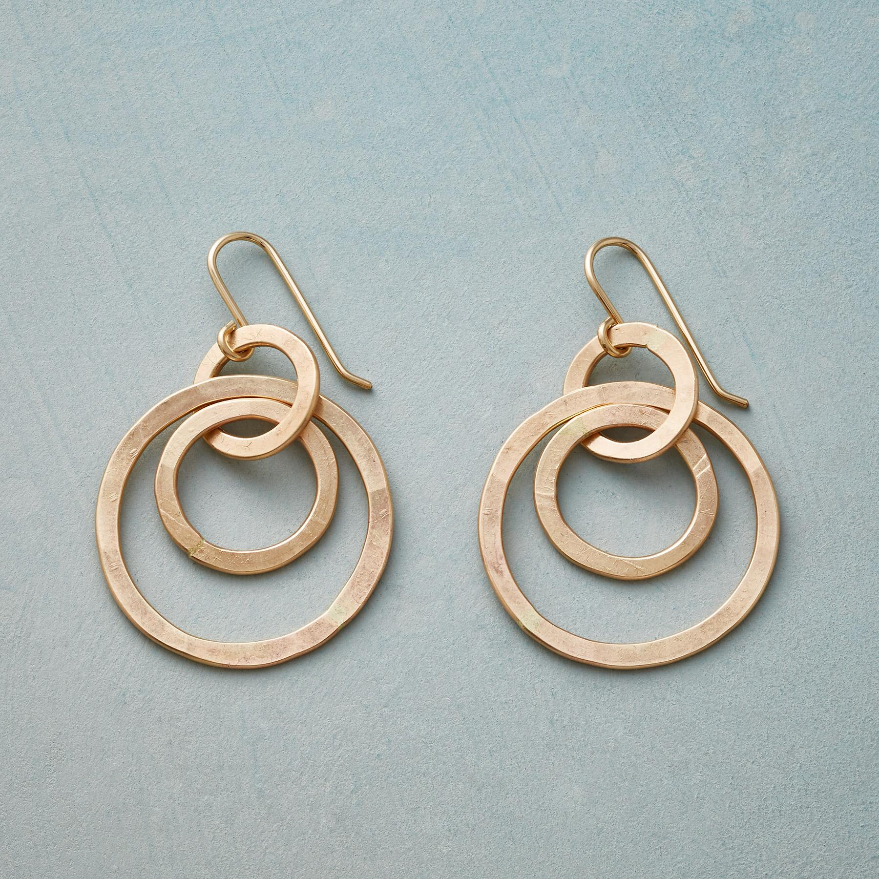 LINKED FOR LIFE EARRINGS: View 1
