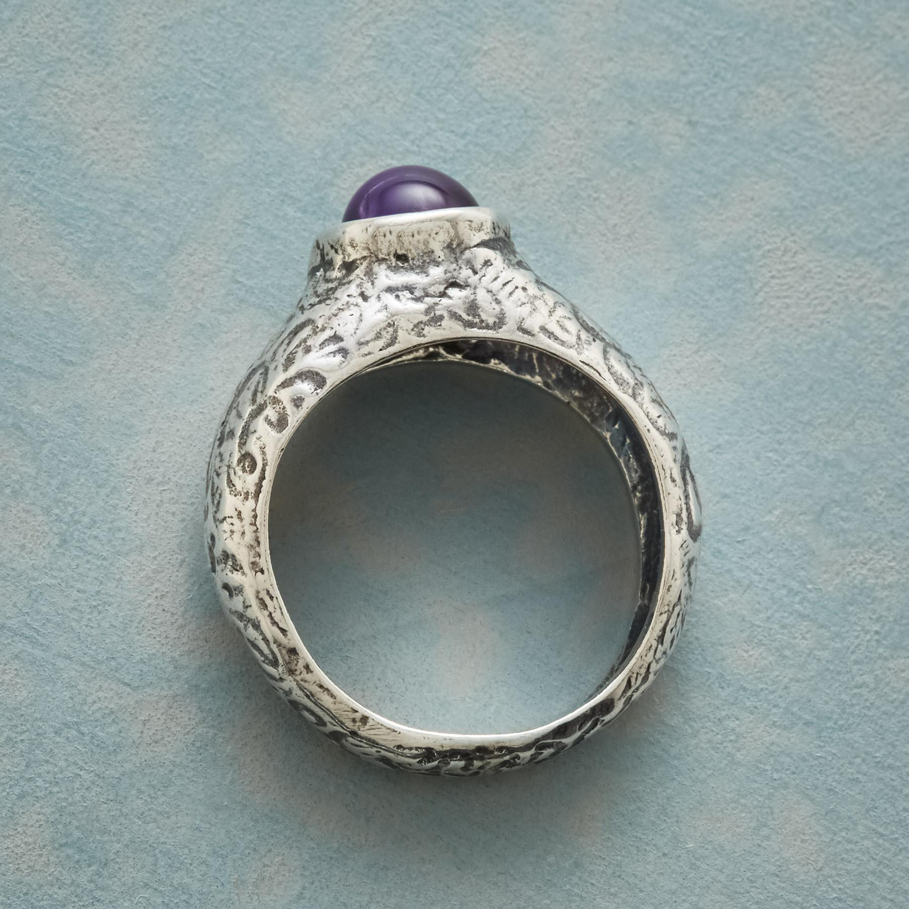 MT AMETHYST RING: View 2